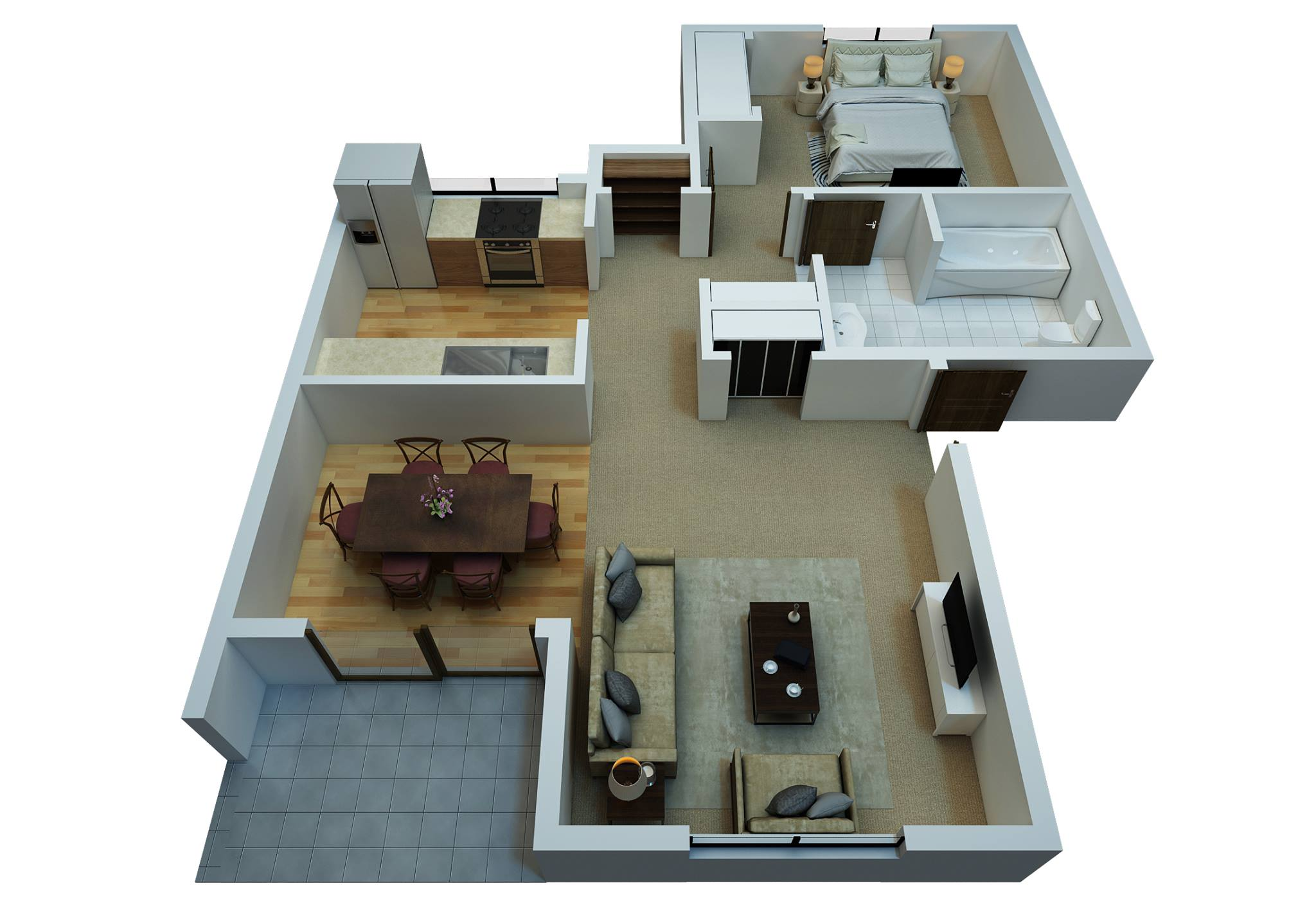 SEE OUR FLOOR PLANS